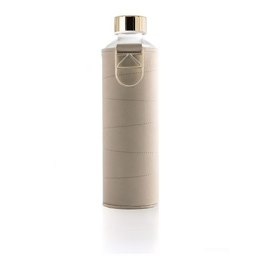 Mismatch Bézs (750 ml) üvegkulacs